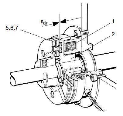 INTORQ 14.115, схема