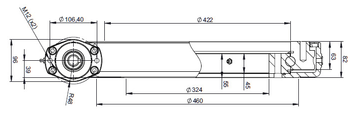TGB BE523-Z1