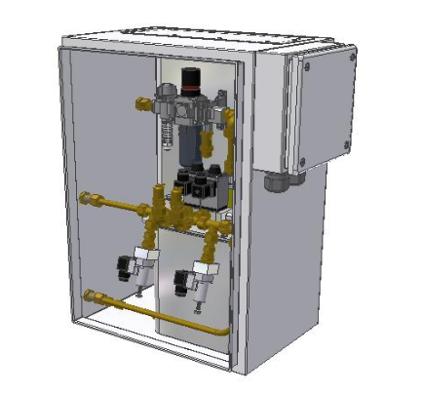 Гидростанции для тормозной системы Dellner Brakes серия Compactus