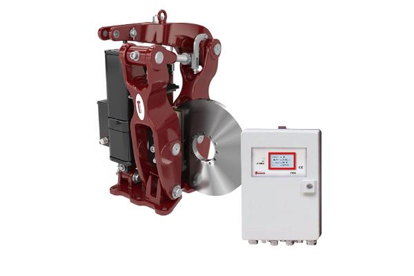 Система мониторинга тормозной системы Dellner Pintsch Bubenzer VSR2-SB/CMB2-SB