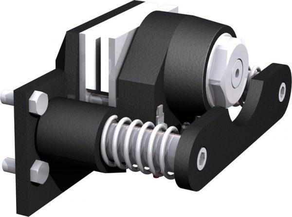 Dellner Brakes SKP 95-SA