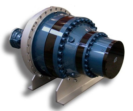 Планетарно-соосный модульный редуктор Comer Industries PG-5003FS