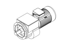 Dissan моторедуктор DMF 3