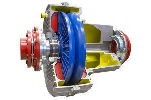 Гидромуфта Rotofluid CA