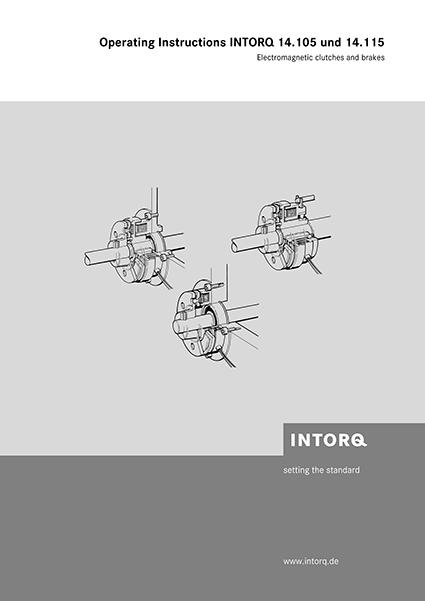 Инструкция по эксплуатации муфт 14.105 и тормозов 14.115