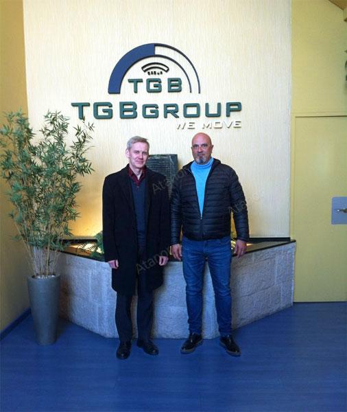 «Атанор-Инжиниринг» стал эксклюзивным представителем TGB Group в России