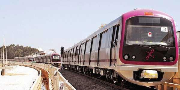 Dellner для метрополитена Бангалора