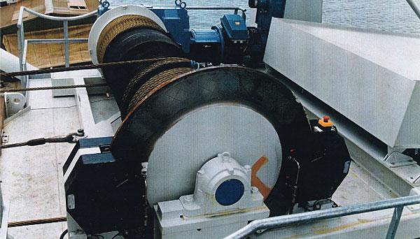 Тормозные системы Dellner Brakes на службе судоходства