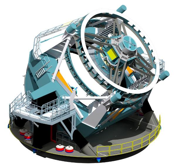 Dellner Brakes для астрономии