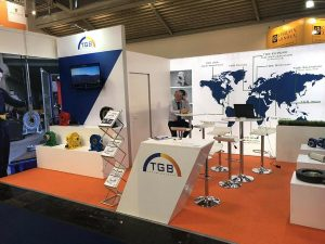 TGB Group на Intersolar 2018 (Мюнхен)