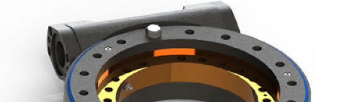 Опорно-поворотные устройства (ОПУ) TGB