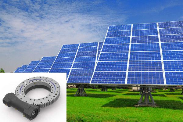ОПУ для солнечной энергетики