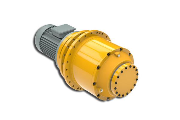 Планетарный сверхкомпактный колесный или лебедочный мотор-редуктор PDS