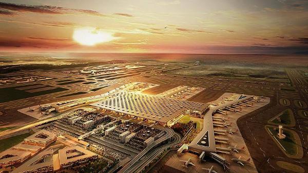 Dissan Reduktor в аэропорте Стамбула