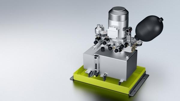 Гидравлический агрегат Dellner Brakes